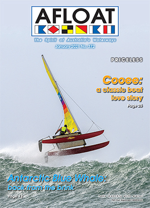 AFLOAT Cover January 2021 No. 372