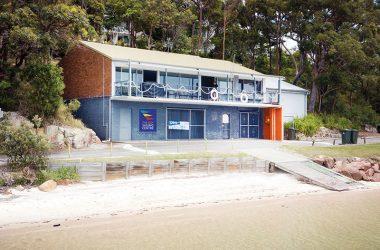 Boom times ahead forsail training and regattas at Port Stephens