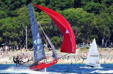 Busy time ahead for Noakesailing Team