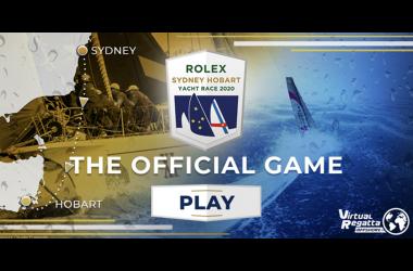 2020 Rolex Sydney Hobart Yacht Race continues in Virtual Regatta