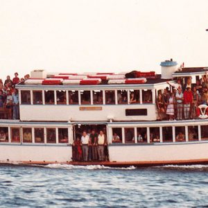 Spectator ferry c2010-2015