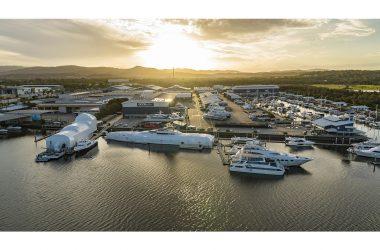 GCCM voted Australasia's Best Superyacht Marina