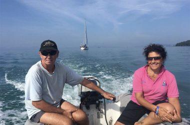 59 days at Sea
