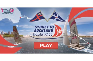Sydney to Auckland Ocean Race Virtual Regatta
