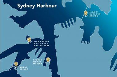 Viva Energy marine fuel – White Bay 6, Sydney Harbour