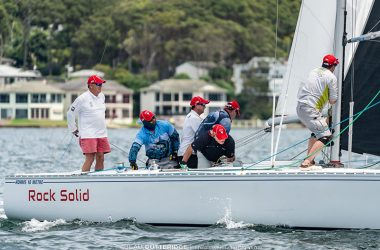 Adams 10 Rock Solid's long-awaited nationals victory