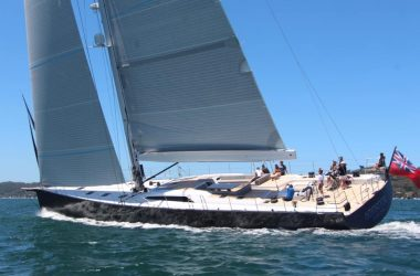 Superyacht joins growing list of entries for Pittwater to Coffs Harbour Race