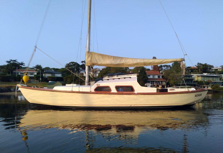 27ft Daydream Yacht