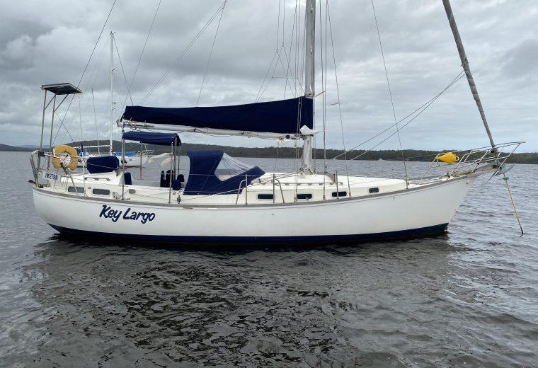 Citation 34 Yacht