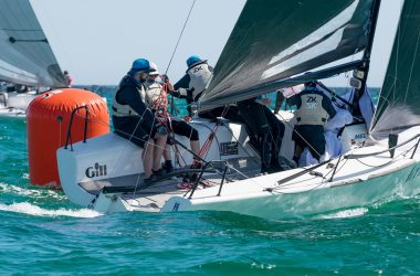 Melges 24s lake-bound for state title