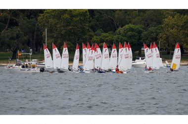 Boating Hardware Sabre State Championship at Perth Dinghy Sailing Club