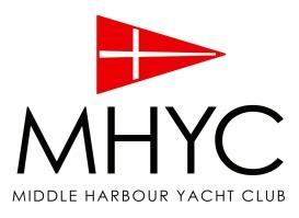 Middle Harbour Yacht Club Burgee