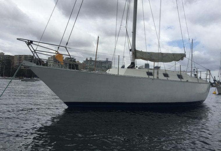 36 ft Ocean Cruising Sloop
