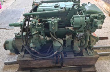 3-53 Detroit Diesel engine