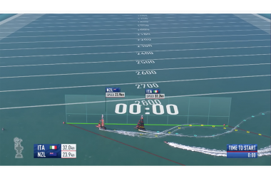 36th America's Cup – Day 5 Race Round Up