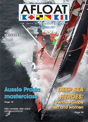 AFLOAT March 2021 Cover