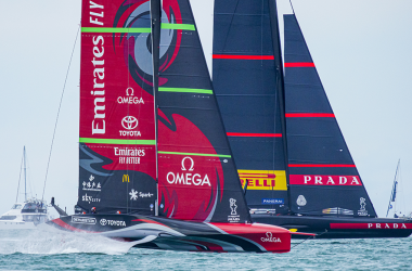 36th America's Cup – All tied up on Day 3