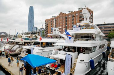 Superyacht Australia Soirée further fuels a booming industry