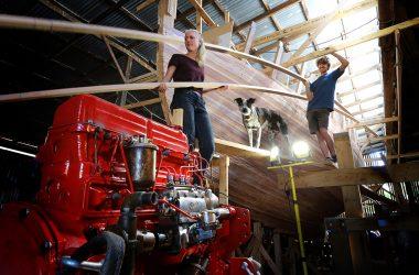 Australian Wooden Boat Festival Maritime Trail