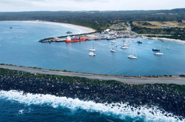 White Noise blitzes opposition in ORCV's 49th King Island Race