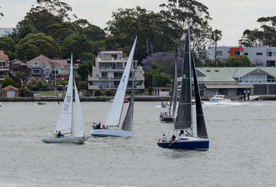 PRSC yachts sailing 2