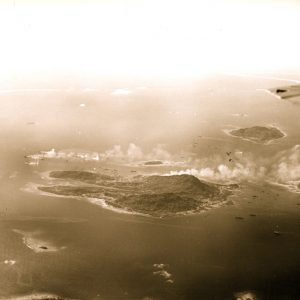 The US attack was successful largely because by the second day the Japanese had no aircraft left