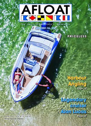 AFLOAT Cover May 2021