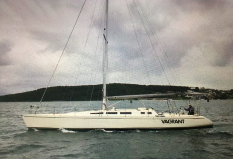 Adams 15m Shoal Draft Yacht
