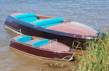 Narwhal Wooden Boats