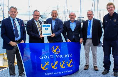 Global recognition for two marinas on the western shores of Port Phillip Bay