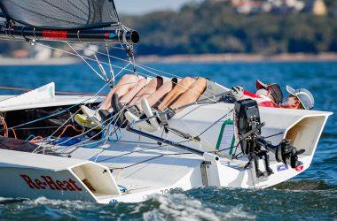 Aussie battlers salute in Sail Port Stephens finale