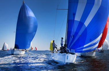 From rust to trust as Sail Port Stephens enjoys action-packed start