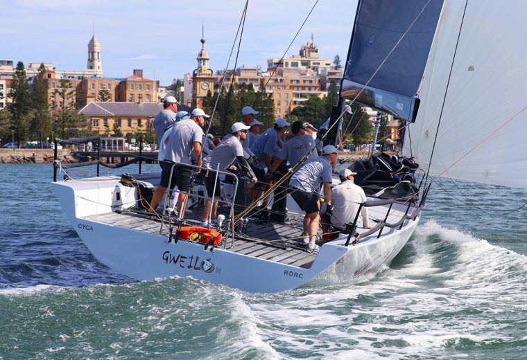 History to repeat as Newcastle Harbour sail-ebrates