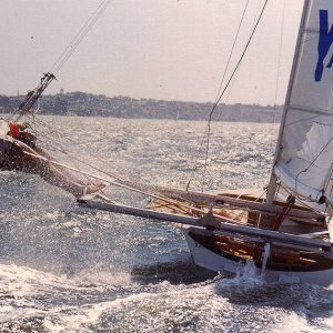 Court Yachts and the sliding frame