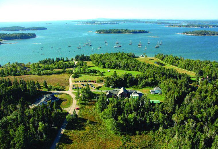 Sailing in Maine – a cruiser's paradise