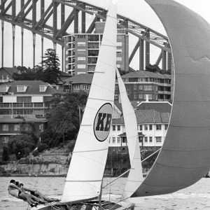 David Porter won his only Giltinan Championship with KB in 1975