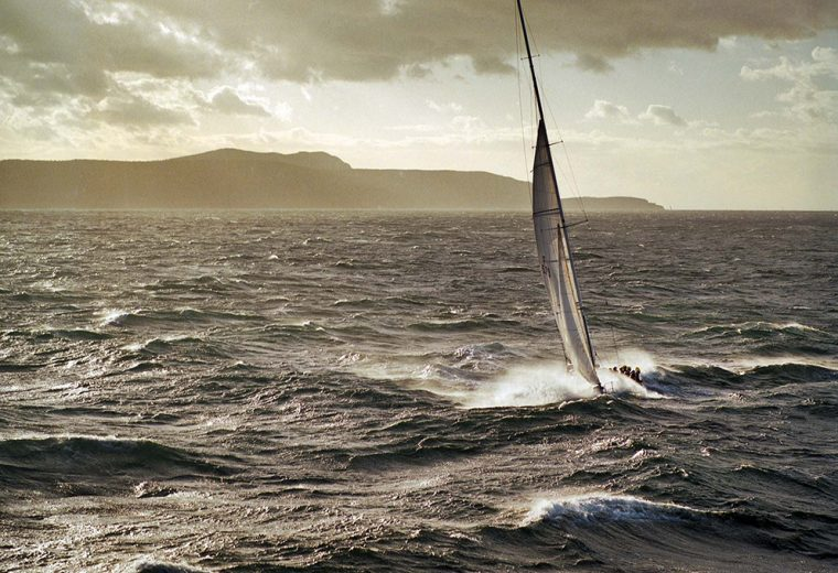 Across Five Decades – Photographing the Sydney Hobart Yacht Race