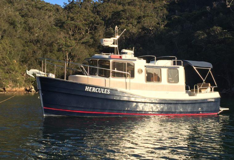 Ranger Tugs 25 Diesel Cruiser
