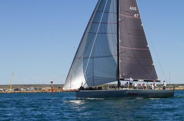 Indian claims line honours in Exmouth Yacht Race