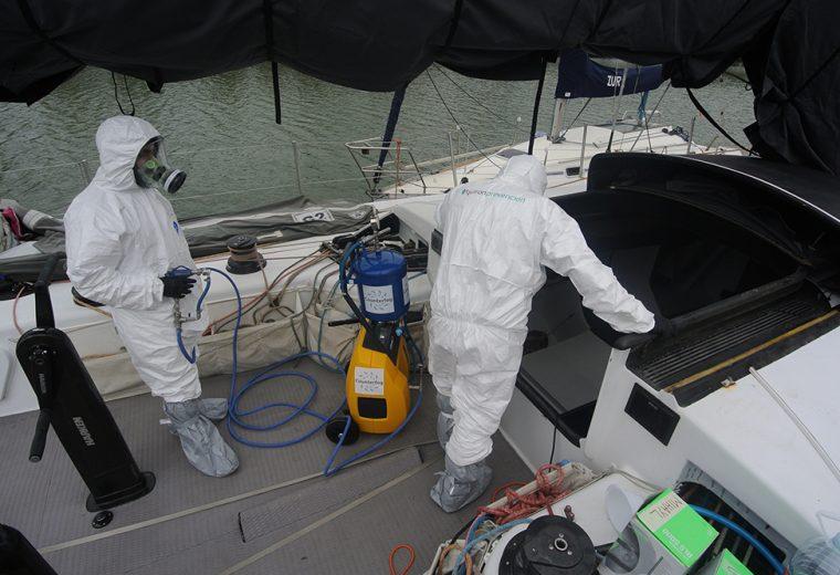 The Ocean Race Europe partners with Quirónprevención to enhance Covid-19 protocols