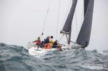 50th milestone reached for 2021 Noakes Sydney Gold Coast Yacht Race fleet