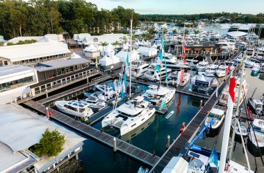2021 Sanctuary Cove International Boat Show sails into record books