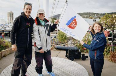 SheSails makes a splash in Tasmania
