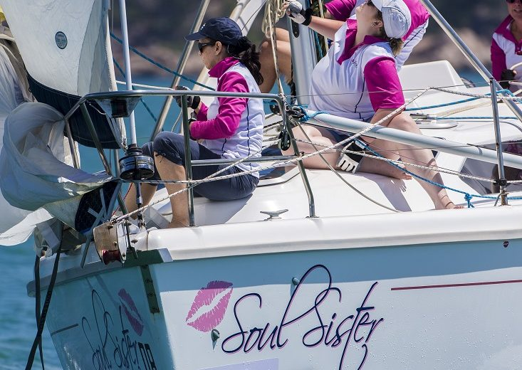 Bringing the sisters and soul together at SeaLink Magnetic Island Race Week