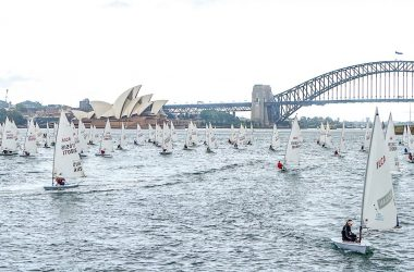 Worldwide ILCA Laser 50th anniversary celebrations kick off in Sydney