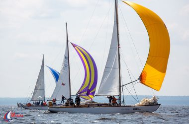 St Petersburg hosts the legendary 100 Miles Cup Yacht Race