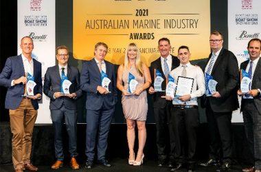 2021 Australian Marine Industry Awards Winners announced at Gala Dinner