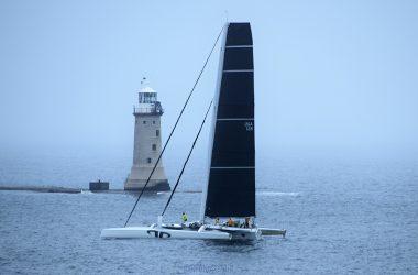 Argo demolishes Bermuda-Plymouth record