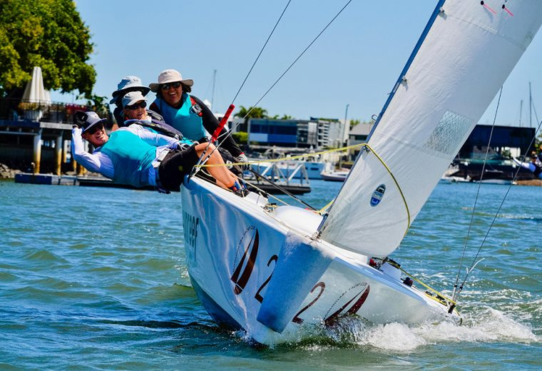 Mooloolaba Yacht Club Announces 2021 MYC Women's Keelboat Regatta