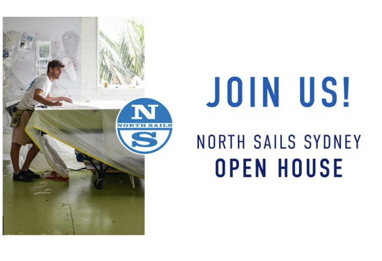 You're Invited: North Sails Sydney Open House